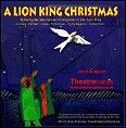 A Lion King Christmas CD