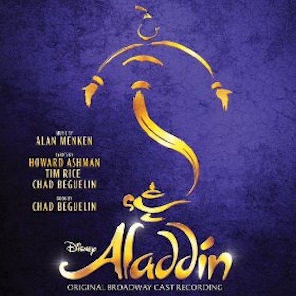 Image result for aladdin musical