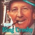 Bing Crosby You Sing The Hits Of... Karaoke CDGs