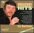 Broadway Hits - For Baritone Karaoke CDGs
