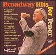 Broadway Hits Tenor Karaoke CDGs