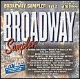 Broadway Sampler Volume 2 Karaoke CDGs