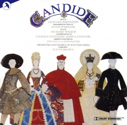 Candide Original Cast Recording of the Scottish Opera Production CD