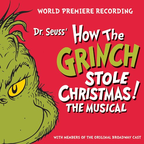 Dr Seuss How The Grinch Stole Christmas.Dr Seuss How The Grinch Stole Christmas Musical Cd