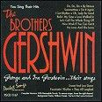 George Gershwin You Sing The Hits Of The Brothers Gershwin Karaoke CDGs
