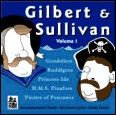 Gilbert and Sullivan Hits You Can Sing Too! Volume 1 Karaoke CD