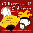 Gilbert and Sullivan Hits You Can Sing Too! Volume 2 Karaoke CD