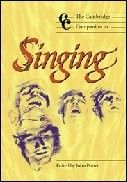 Cambridge Companion to Singing The Book