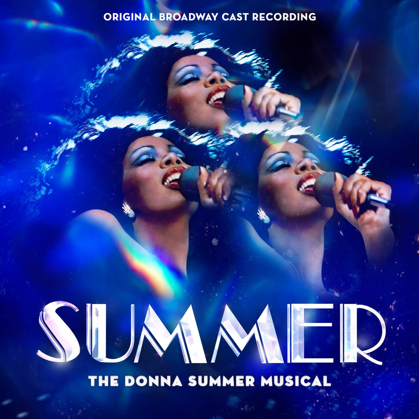 Summer The Donna Summer Musical Original Broadway Cast CD